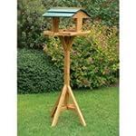 Wooden Bird Table - Bird Watchers Bir...