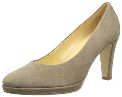 Gabor Shoes Gabor 71.270.12, Damen Pumps, Grau (kiesel (LFS natur)), EU 38.5 (UK 5.5) (US 8)
