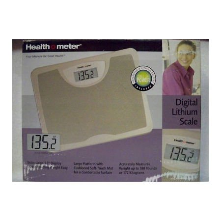 Image of HEALTH O METER HDL115-81 DIGITAL LITHIUM SCALE (B009YSHHLE)