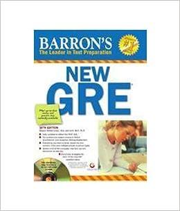 Ebook free barrons 19th download edition gre