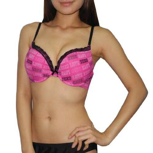 Womens XOXO Lingerie Perfectly Fit Padded Underwired Soft Cup Bra / Underwear