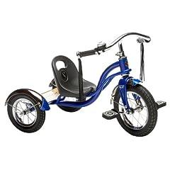 Schwinn Roadster 12-Inch Trike (Blue) by Schwinn