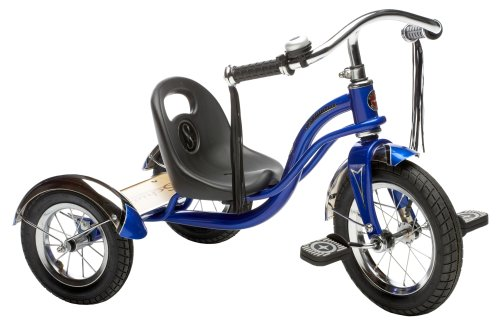 Best Prices! Schwinn Roadster 12-Inch Trike (Blue)