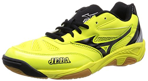 [YM] Mizuno DODGE FIGHTER IN2 X1GE1500 45 (yellow / black / silver / 255)