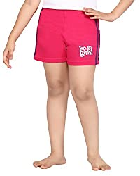 Punkster Rani Pink Basic Shorts