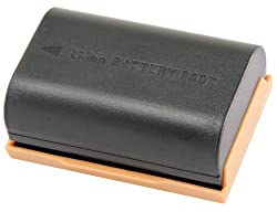 STK's Canon-5d-Battery High Capacity 2600mAH - for Canon 5D Mark III and Canon 5D Mark II from STK