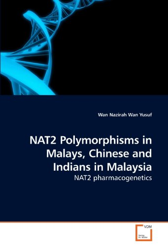 NAT2 Polymorphisms in Malays, Chinese and Indians in Malaysia: NAT2 pharmacogenetics