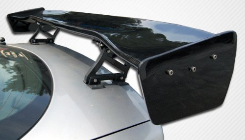 1 Piece Duraflex Replacement for 2005-2013 Chevrolet Corvette C6 GTC Wing Spoiler