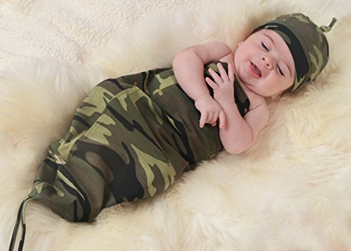 Cozy Cocoon® Camouflage Set, Infant front-914903