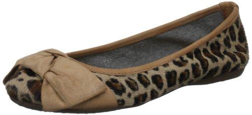 4444253acf8d82 Sale Carvela Women s Lux Leather Tan Comb Ballet 3613636589 5 UK ...
