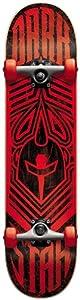 Darkstar Skateboard complet Revert Red 7,5''