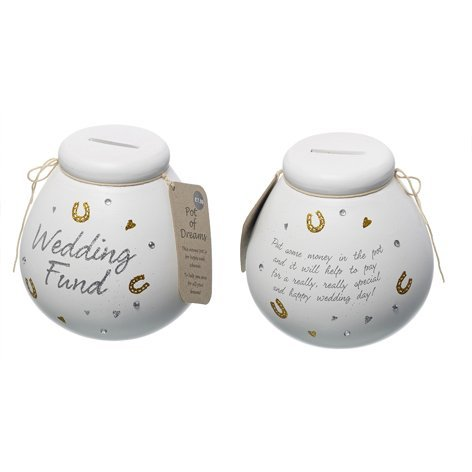Pots of Dreams - Giant Wedding Fund