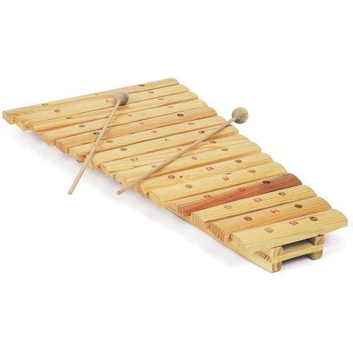 xylophone bois a quinze notes jouets instruments. Black Bedroom Furniture Sets. Home Design Ideas