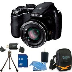 Fujifilm FinePix S4000 14 MP 3