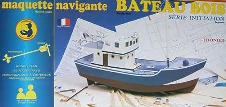 Soclaine - Maquette - Le Thonier