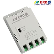 ERD AD-11 4 Channel Power Supply For CCTV Cameras