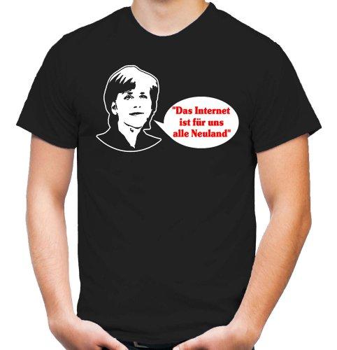 Angie-Internet-T-Shirt-Angela-Neuland-Funshirt-Merkel-Obama-Fun