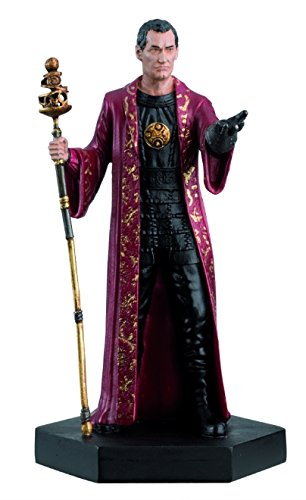 "Underground Toys Doctor Who ""Rassilon from The End of Time"" Resin Action Figure, 4"""