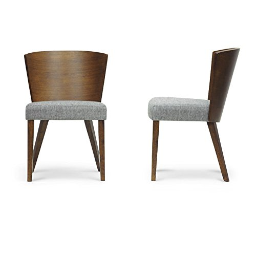Baxton Studio Sparrow Dining Chair Set of 2 from