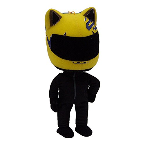 "Great Eastern GE-87505 Durarara!! 6.5"" Celty Plush - 1"