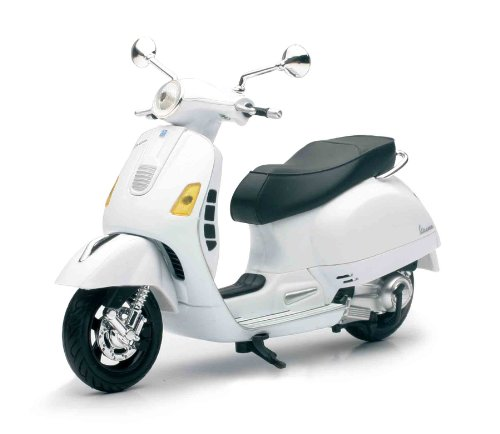 Vespa GTS 300 Super Die Cast Replica Model (Color May Vary) (Vespa Model compare prices)