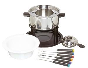 Kitchen Craft Deluxe Fondue Set