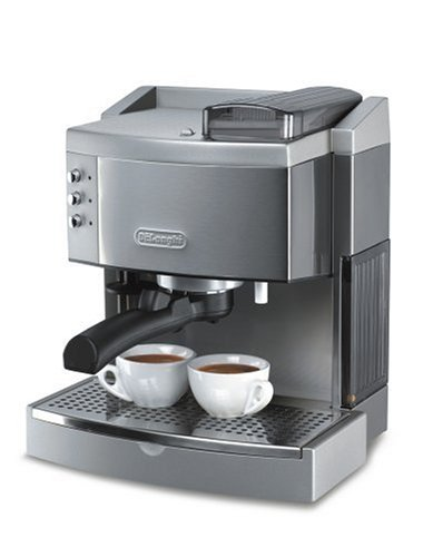 how to work a delonghi coffee machine