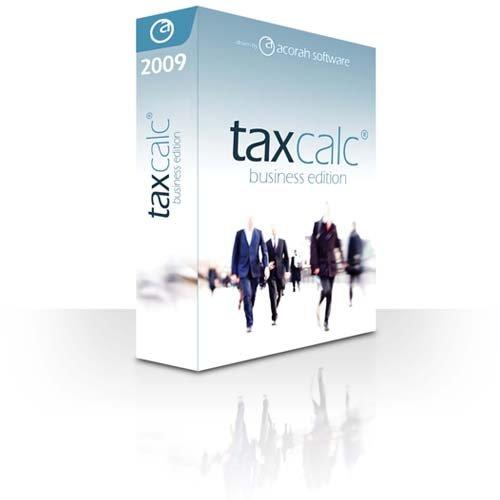 TaxCalc 2009 Partnership