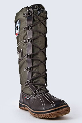 Grip Knee High Snow Boot