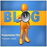 Blog Powerpoint Templates - Blog (PPT) Powerpoint On Backgrounds