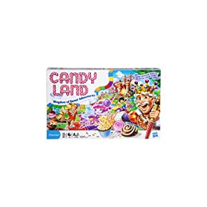 Candy Land - The World of Sweets Board Game