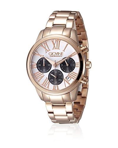 Giovine Reloj Sofia Chrono Oro Rosa / Blanco
