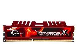 G.SKILL 4GB X 1 DDR3 1600MHZ CL9 RIPJAWS X