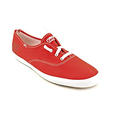 Keds Women's Taylor Swift Champion Sneaker Red 6.5 M US