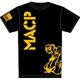 Modern Army Combatives Black and Gold Fight Shirt – Medium
