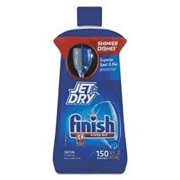 RECKITT BENCKISER PROFESSIONAL 78826 Jet-Dry Rinse Agent, 16oz Bottle