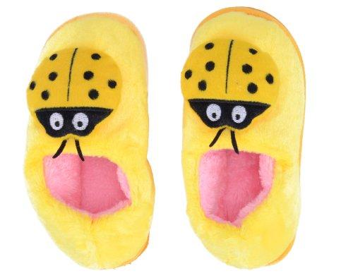 Ladybug Baby Shoes front-646865