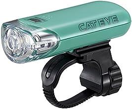 キャットアイ(CAT EYE) ヘッドライト [HL-EL140] チェレステ・グリーン JIS前照灯規格適合品