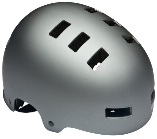 Mongoose Youth Street Hardshell Helmet, Grey