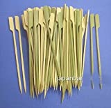 Tapered Heavy Bamboo Skewers #CMT2