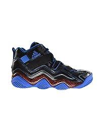Adidas Top Ten 2000 Men's Basketball Shoes Pri Blue/ Black/Vivid Red g59744