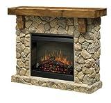 26インチ電気式暖炉フィールドストーン 1500w