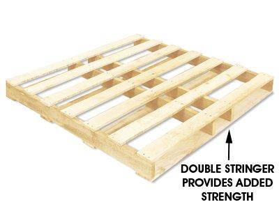 New Wood Pallet 48 x 48
