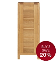 Sonoma Light 5 Drawer Tallboy