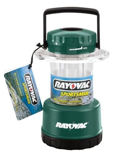 Rayovac SP4D-KB Sportsman Krypton 4D Area Lantern