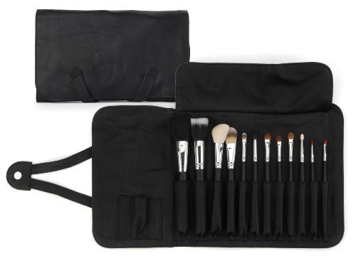 Sigma Beauty 12 pc Professional Kit with Brush Roll