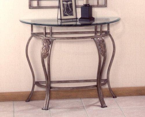 Bordeaux Console Table front-1046523