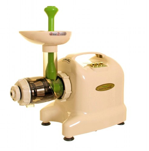 Matstone 6 in 1 Juicer in Ivory from Matstone