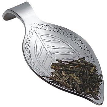 Leaf-Shaped Loose Tea Scoop