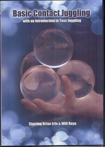 MMS Basic Contact Juggling by Brian Erle and Will Roya - DVD - 1